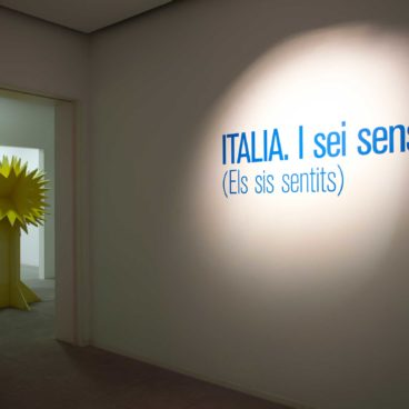 <em>Italia. I sei sensi</em> as seen by...