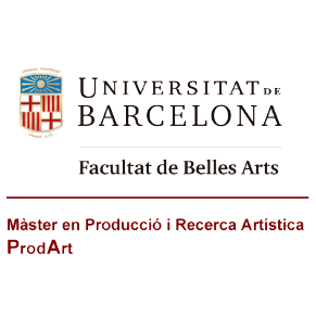 Màster en Producció i Recerca Artística ProdArt