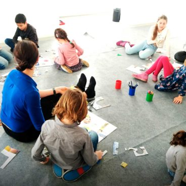 Educational leisure time at Fundació Suñol