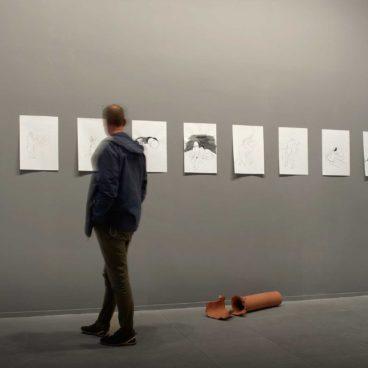 Visites comentades a l'<em>Acte 40: Sinéad Spelman. Descanso en la huida</em>
