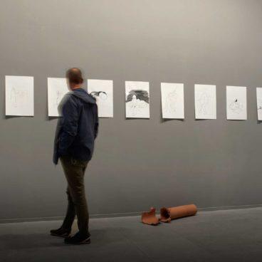Visitas comentadas a <em>Acto 40: Sinéad Spelman. Descanso en la huida</em>