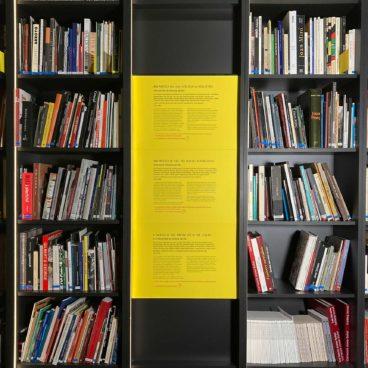 Una poètica de l'ús: fer servir <em>la</em> biblioteca