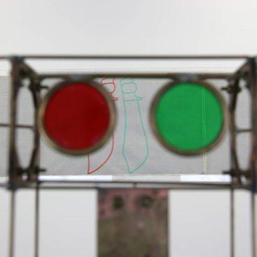 La jarra vertiente o Máquina de dibujar