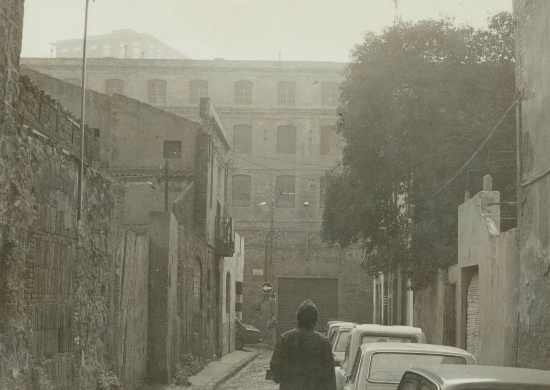 1897 AMDS Edificis al carrer de Jacquard. Autor Xavier Hernàndez