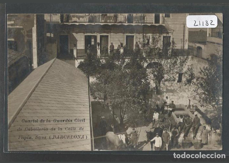 1900-1920-postal-cuartel-de-la-guardia-civil-de-caballeria
