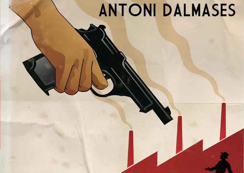 Antoni Dalmases ull per ull 1 (ojo por ojo - edición en castellano) poster arriba