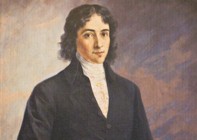 Retrato de José Mejía Lequerica. Óleo sobre lienzo, autor desconocido (S. XVIII). Exhibición del Museo de la Ciudad - Quito DM.